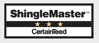 Bear Roofing is an CertainTeed ShingleMaster Contractor