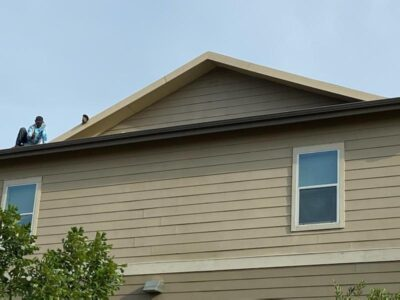Roof Replacement for Apartment Complex